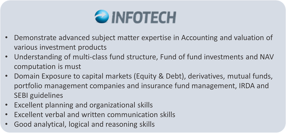 Infotech BA Resume - Business Analysis Resume - Invensis Learning