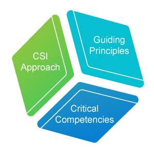 ITIL Practitioner structures