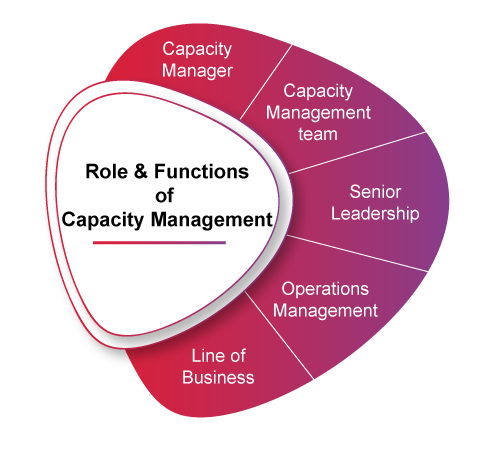 Roles and Functions of Capacity Management