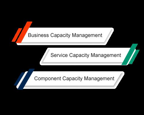 Sub-processes of Capacity Management