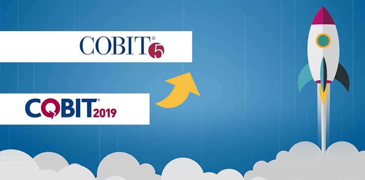 The Evolution of COBIT 2019 from COBIT 5